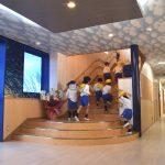 千葉白菊幼稚園 階段