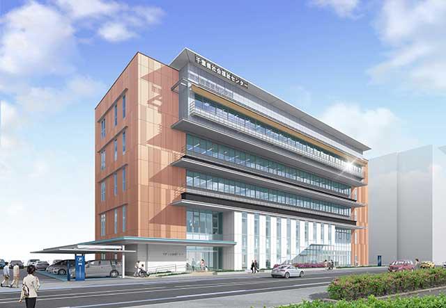千葉県社会福祉センター(プロポーザル当選)