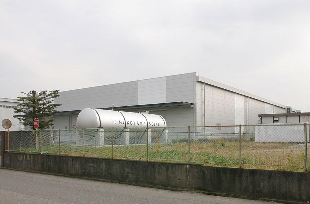 彦山精機5・6工場