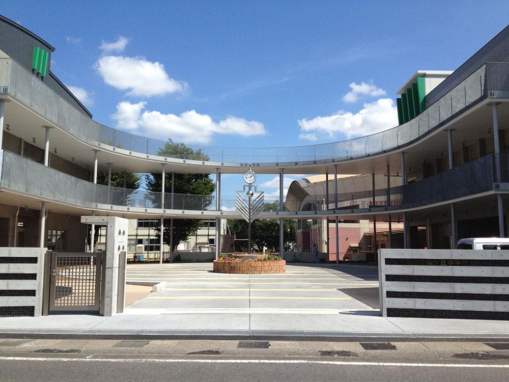 千葉市立松ヶ丘中学校