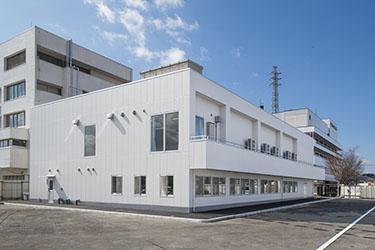 千葉県立佐原病院手術棟増築