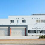 習志野市中央消防署 谷津奏の杜出張所